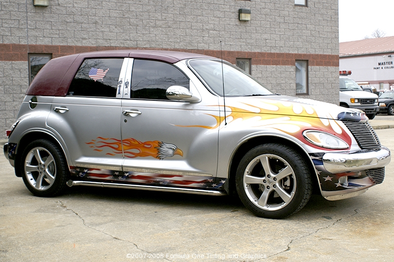 2001 Chrysler Pt Cruiser Gotshade