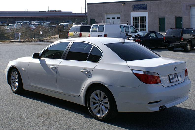 2004 BMW 740
