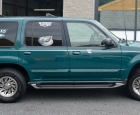 1998 Ford Explorer - Custom Pinstripe and Decals