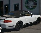 1999 Porsche 966 - Carbon Fiber Wrap