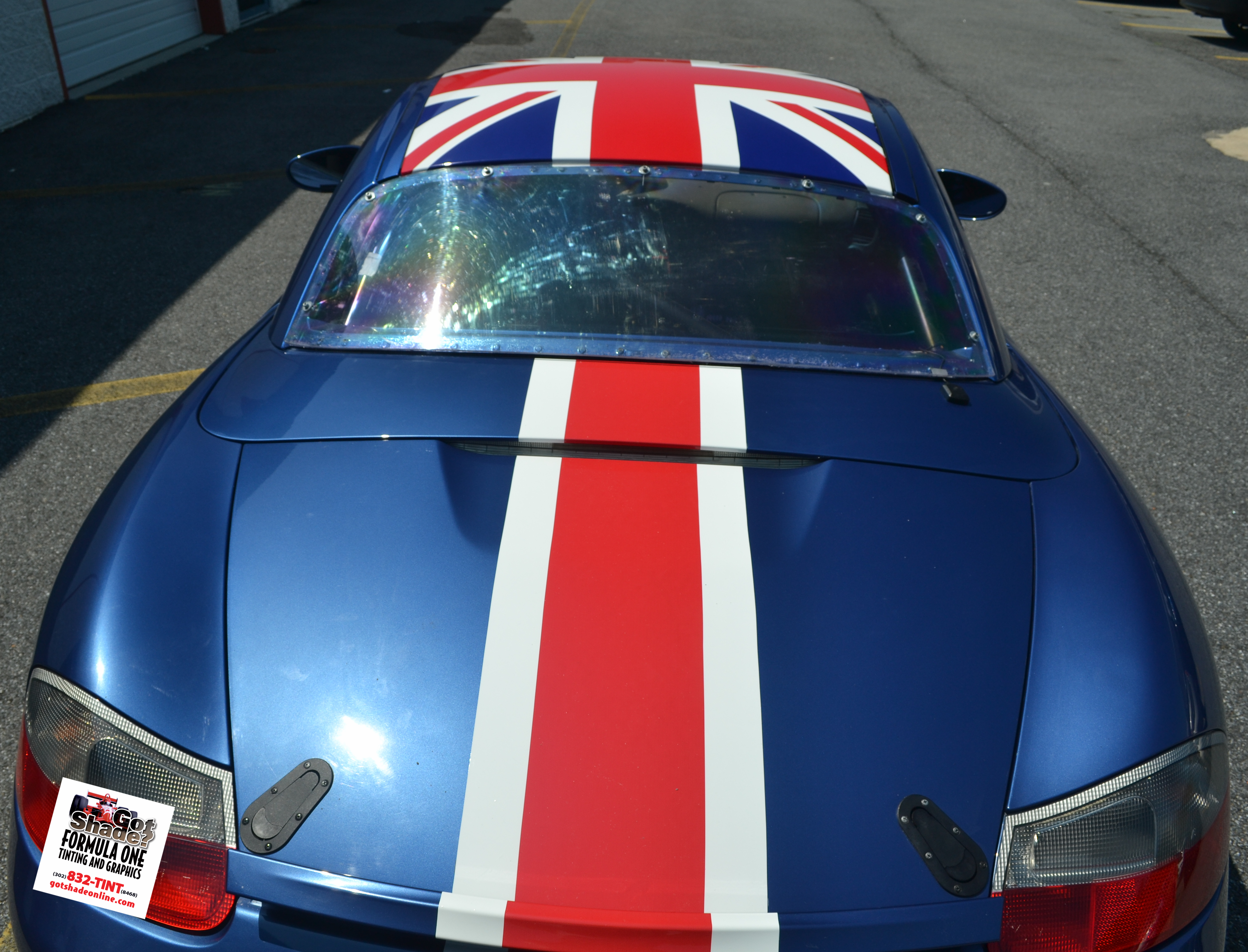 Car Paint Protection >> Formula One Tinting and Graphics: Custom Vehicle Wraps, Tinting and Paint Protection in DE, MD ...