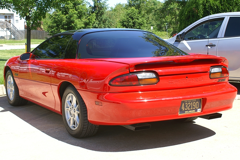 2001 Chevrolet Camaro Z28  Gotshade