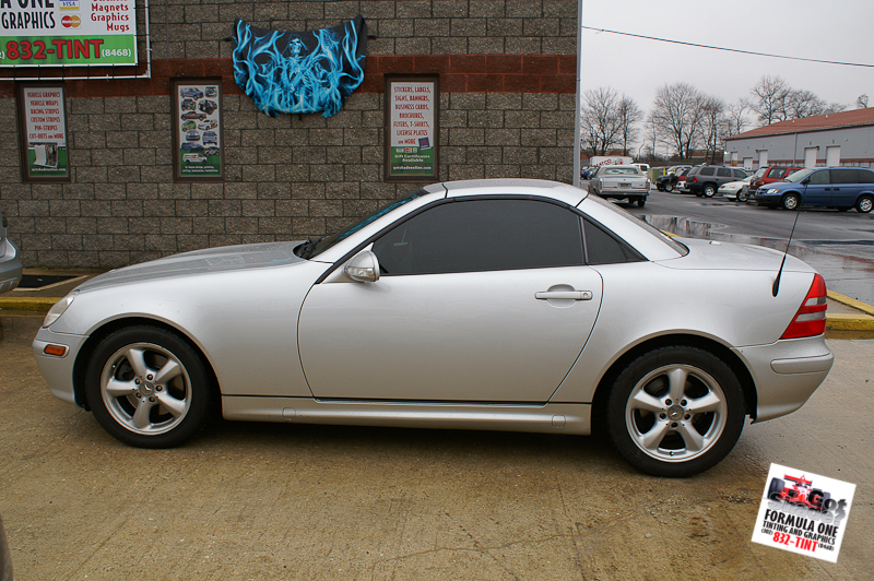 Image gallery slk 320 custom for 2001 mercedes benz slk320