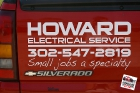 2002 Chevy Silverado - Howard Electrical Services