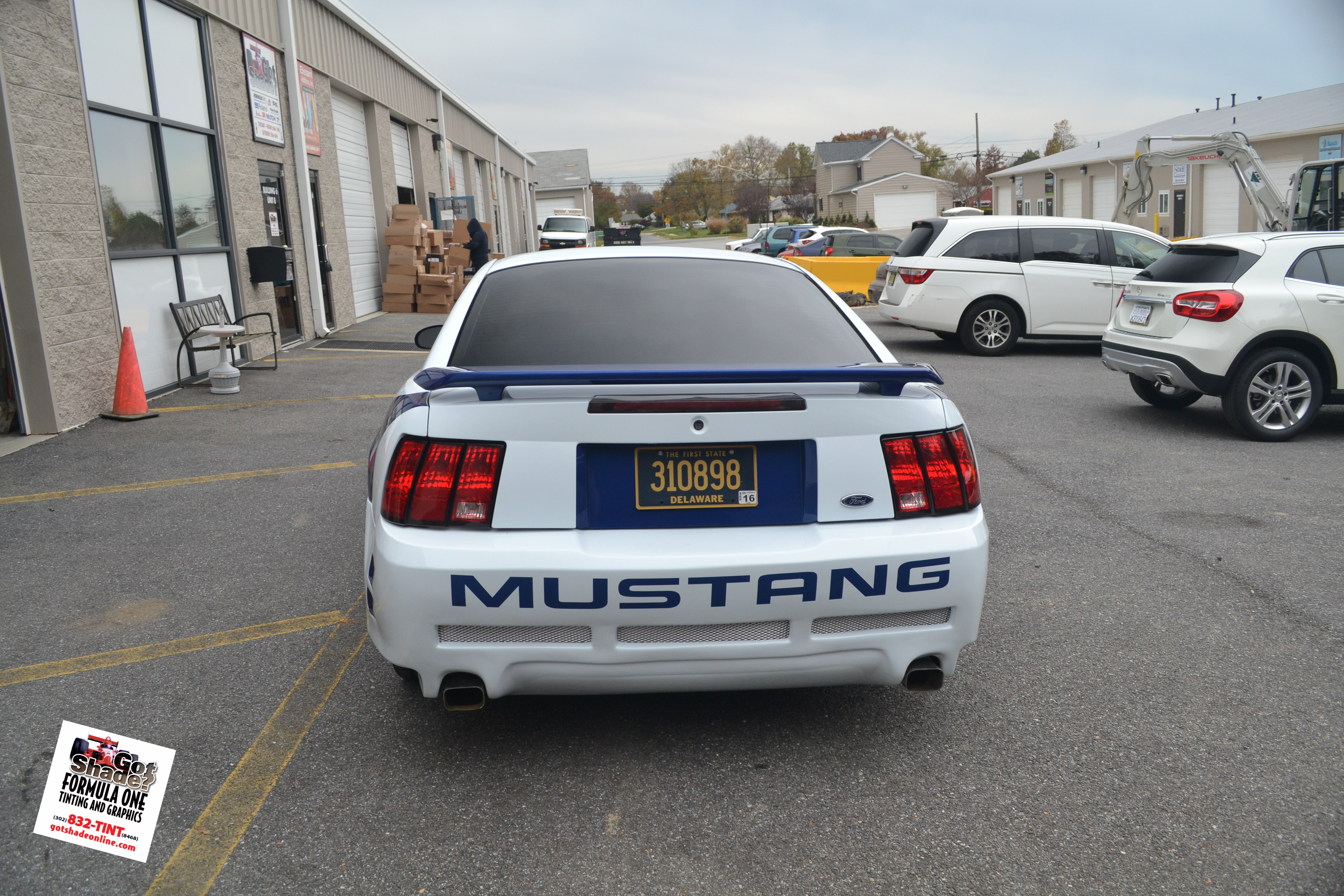 2001 Chrysler Pt Cruiser Gotshade