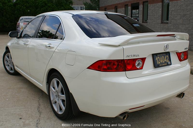 2003 Acura TSX | Gotshade