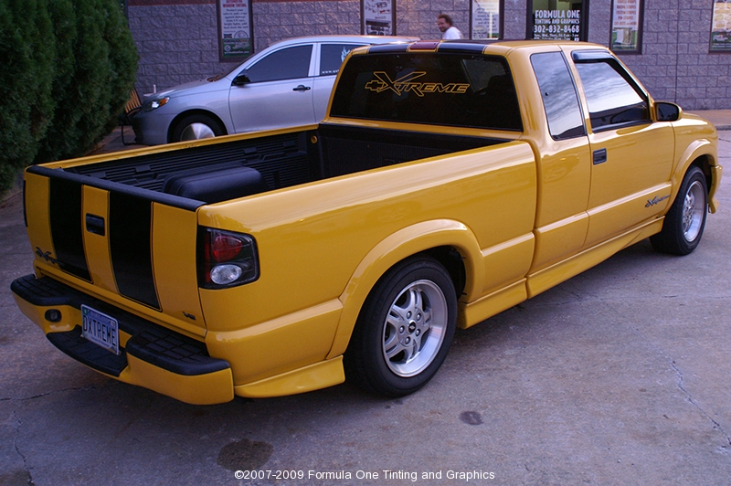 2003 Chevy S10 Xtreme Edition  Gotshade