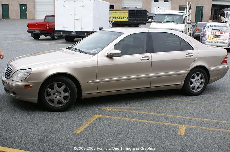 2004 mercedes s430 gotshade for 2007 s430 mercedes benz