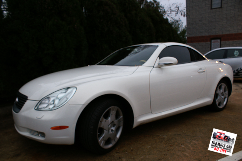 Formula One Tinting and Graphics: Custom Vehicle Wraps, Tinting and Paint Protection in DE, MD ...