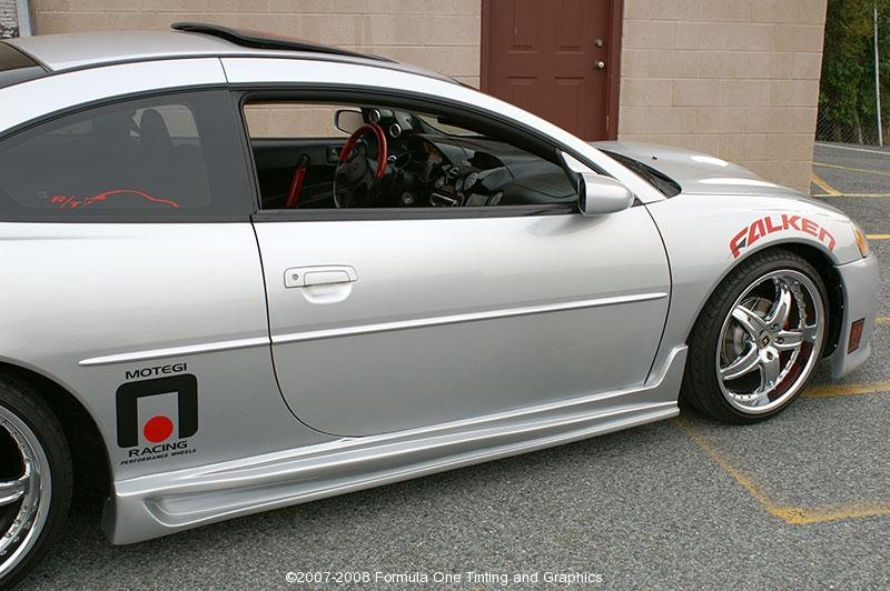 2001 Dodge Stratus Rt 3 Gotshade