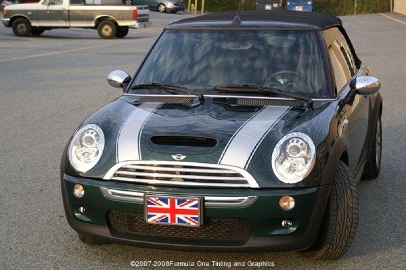 2006 mini cooper gotshade. Black Bedroom Furniture Sets. Home Design Ideas