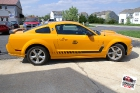 2007 Ford Mustang - Yellow