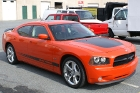 2008 Dodge Charger Daytona Orange