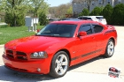 2008 Dodge Charger Red