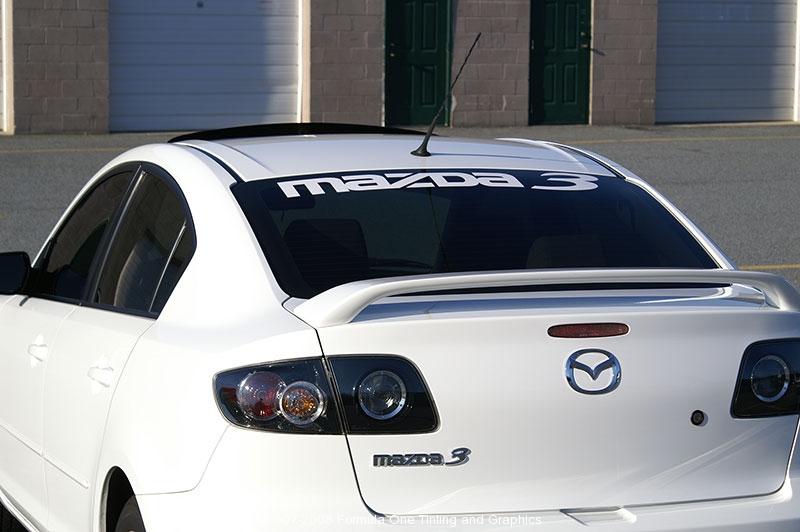 2008 Mazda 3 Gotshade