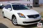 2008 Nissan Altima White