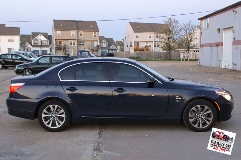 BMW I Related Infomationspecifications WeiLi Automotive - 2007 bmw 535