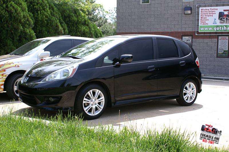 Gotshadeonline custom vehicle wraps window tinting for Honda window tinting