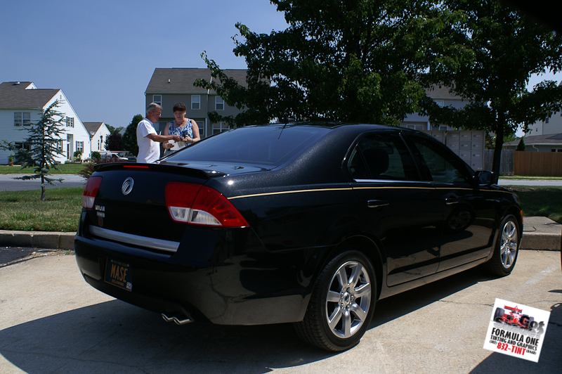 Mercury Milan on Custom Mercury Milan