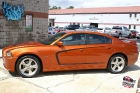 2011 Dodge Charger - Toxic Orange