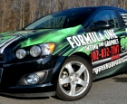 2012 Chevy Sonic - Full Wrap
