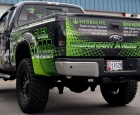 2013 Ford F-250 - Full Wrap