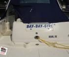 Boat Lettering - Bay Bay Girl