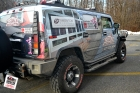 Ed Stanley Contracting - Hummer Wrap
