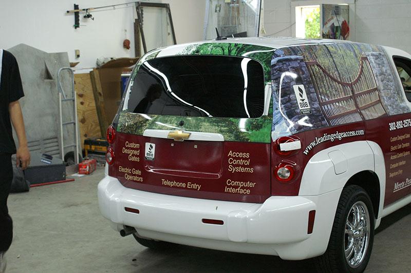 Formula One Tinting And Graphics Custom Vehicle Wraps