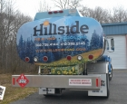 Hillside Oil - Tanker Wrap