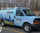 Hillside Oil - Van Wrap
