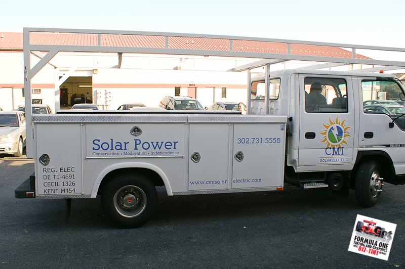 Isuzu Cmi Solar Electric Gotshade