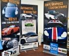 Porsche Banners