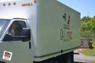 Productos Gutierrez - Vinyl Lettering - Box Truck