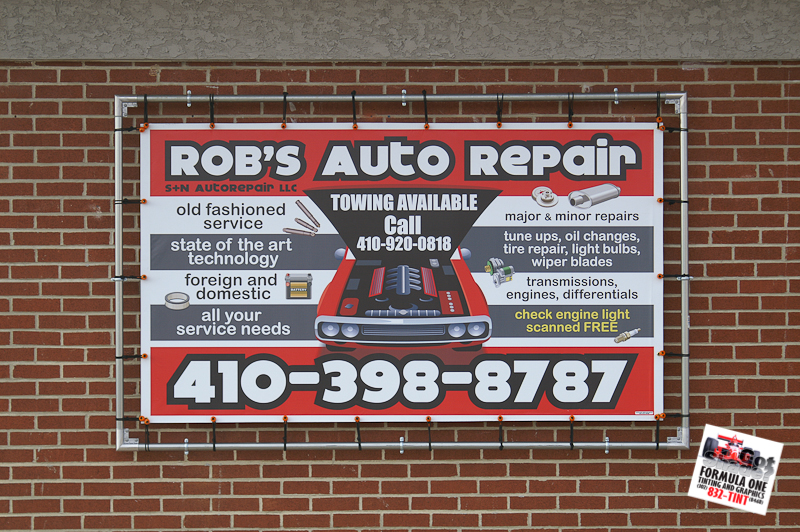 Automotive Repair Signs : Gotshadeonline custom vehicle wraps window tinting