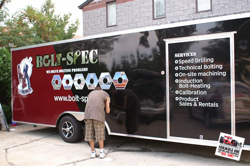 Trailer Bolt Spec Gotshade