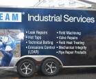 Trailer Wrap - Team Industrial Services